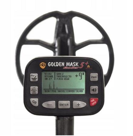 Golden Mask 5+ Lite
