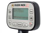 Golden Mask 5+ SE SILVER - panel