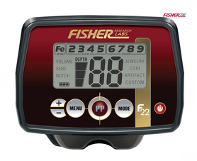 Fisher F22 9''