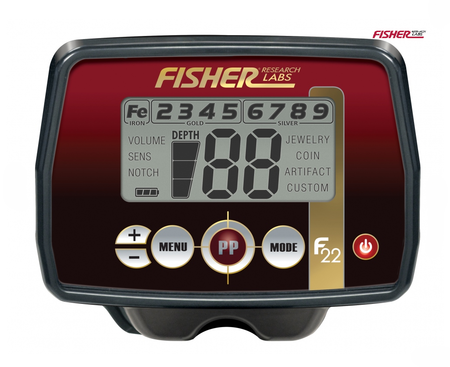 Fisher F22 9''