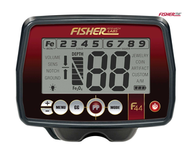 Fisher F44 11''