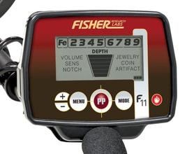 Wykrywacz metali Fisher F11 7