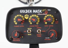 Golden Mask 4Pro - 18 khz