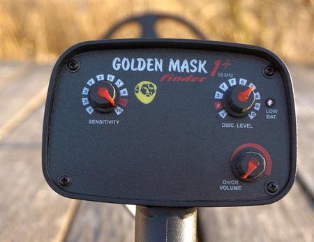 Golden Mask 1+ DualTone - 18 khz