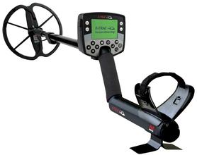 Wykrywacz metali Minelab E-Trac Pro - w zestawie: akumulator NiMH o pojemności