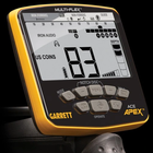 Wykrywcz metali GARRETT APEX RAIDER 8,5x11 + MS3 (2)