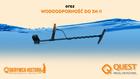 Wykrywacz metali Quest X10 PRO 12 kHz VLF - 3 m wododporny (6)