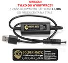 Ładowarka USB Power Bank do wykrywaczy metali Golden Mask (2)