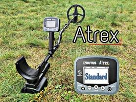 Wykrywacz metali RUTUS ATREX STANDARD DD 28 - NOWOŚĆ NA zamówienie  !
