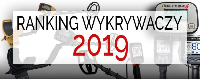 Ranking wykrywaczy 2019